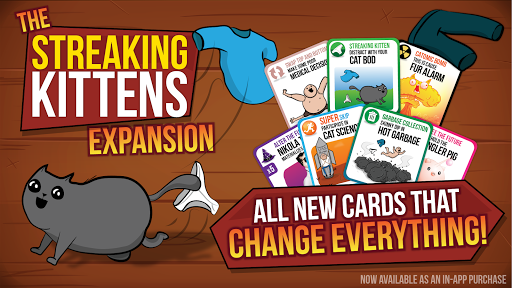 Exploding Kittens® - Official  screen 1