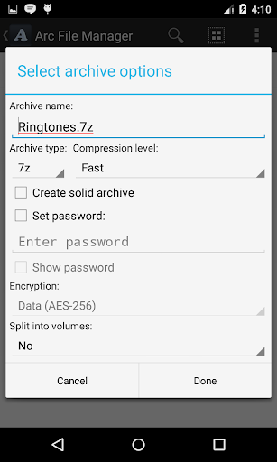 Arc File Manager For PC Windows (7, 8, 10, 10X) & Mac Computer Image Number- 7