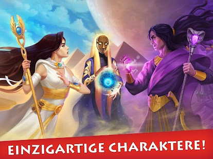 Cradle of Empires: 3 Gewinnt Spiele (Match 3 game) Screenshot