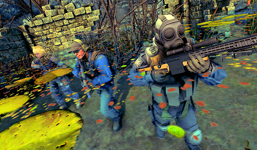 Modern Warfare action: Offline Critical games Apkfinish screenshots 4