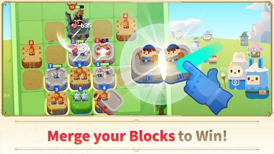 Image For Merge Tactics: Kingdom Defense Versi 1.2.4 11