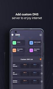 DNS Switcher IPv4 & IPv6 Premium MOD APK 4
