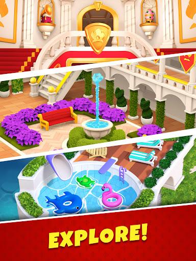 Royal Merge 3D : Match Objects 1.0.2 screenshots 8