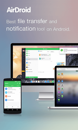 AirDroid: Remote access & File 4.2.5.9 Screenshots 8
