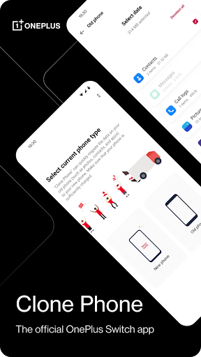 Clone Phone – The official OnePlus Switch app  screenshots 1