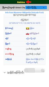 Myanmar City Knowledge 4