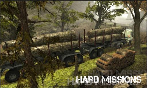 Truck Simulator : Offroad 1.2.2 screenshots 7
