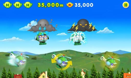 flying helly    lite screenshot 3