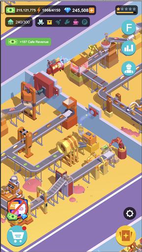 Idle Food Factory 1.2.1 screenshots 14