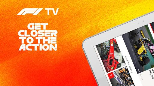 F1 TV 1.14.0 Screenshots 7