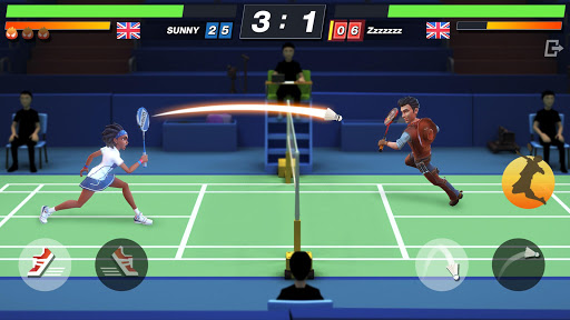 Badminton Blitz - Free PVP Online Sports Game 1.1.12.15 screenshots 4
