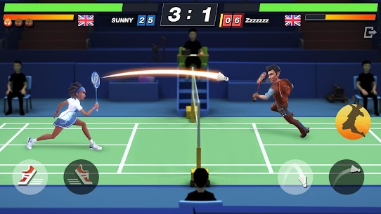 Badminton Blitz MOD (No Ads) 4