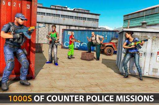 Police Counter Terrorist Shooting - FPS Strike War 6 screenshots 6