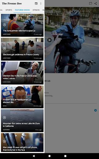 Fresno Bee newspaper 7.7.0 screenshots 6
