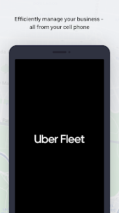 Uber Fleet Screenshot