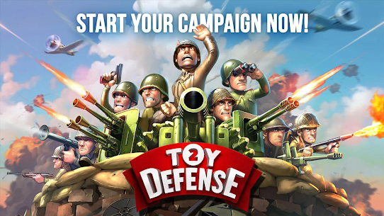 Toy Defence 2 — Tower Defense game 5