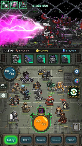 World Beast War: Merge Rampage Monsters  screenshots 20