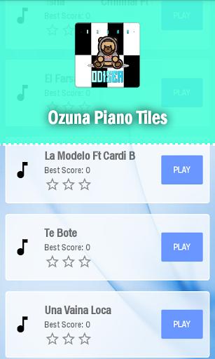 Ozuna Piano Tiles  Screenshots 5