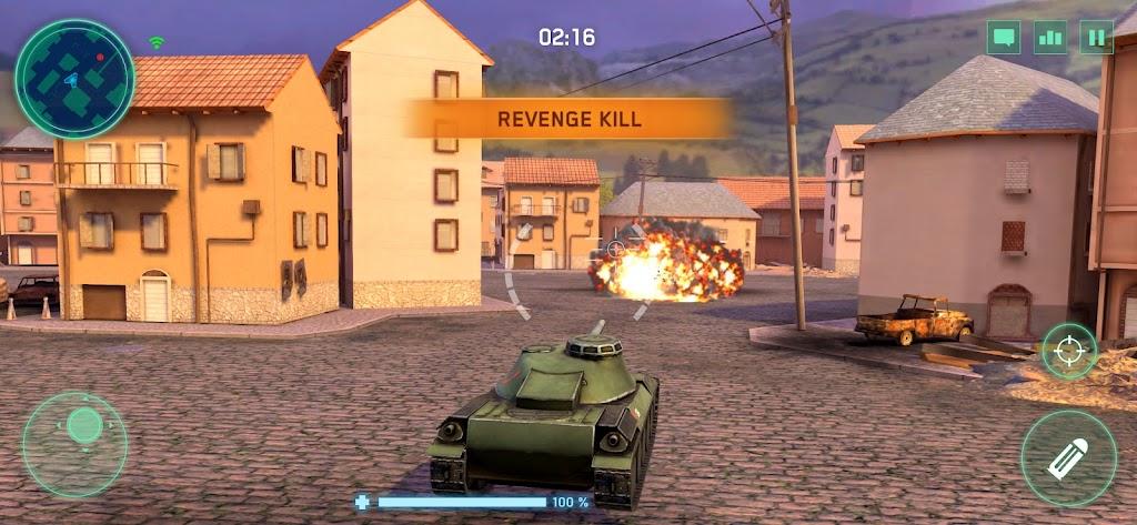 War Machines: Tank Army Game poster 8