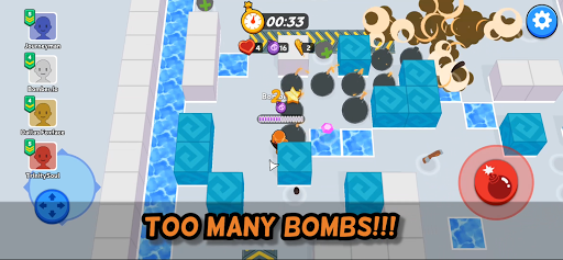 Bomber.io apkslow screenshots 4