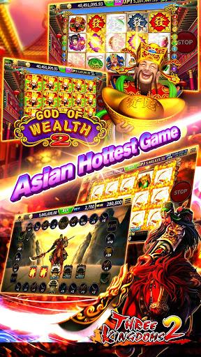 JinJinJin - Monkey Storyu3001FishingGameu3001God Of Wealth 2.14.1 screenshots 6