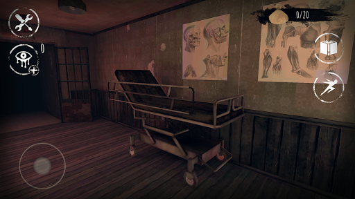 Eyes: Scary Thriller - Creepy Horror Game goodtube screenshots 17