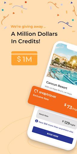 Snaptravel - Top Hotel Deals  screenshots 1