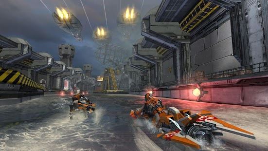 Riptide GP: Renegade Screenshot