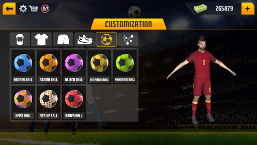 Real Soccer Strike: Free Soccer Games 2021 1.0.0 screenshots 4