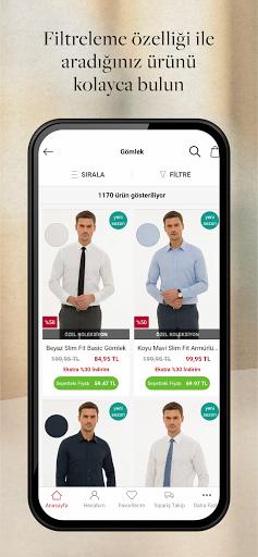 Pierre Cardin android2mod screenshots 3