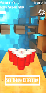Throw Pong Hack Online (Android iOS) 2