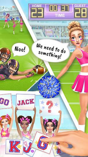 Hannah's Cheerleader Girls - Dance & Fashion  screenshots 7