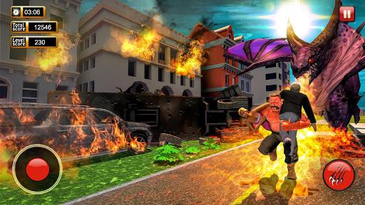 Monster Dinosaur Simulator: City Rampage 1.18 screenshots 3
