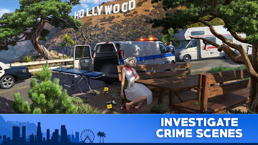 Crime Mysteriesu2122: Find objects & match 3 puzzle android2mod screenshots 7