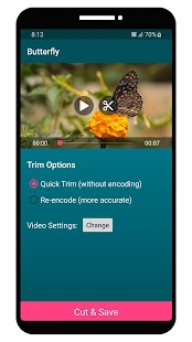 VEdit Video Cutter and Merger Screenshot