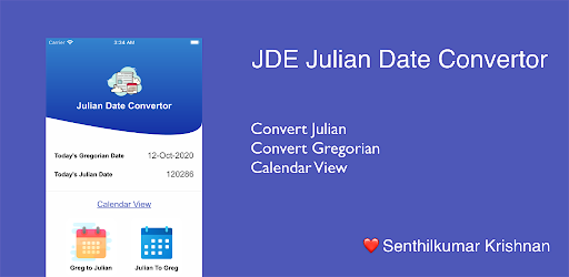 Date what is today julian What Is