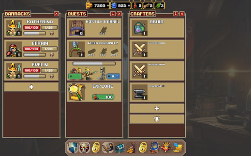 Royal Merchant: Shop Sim RPG 0.882 screenshots 15
