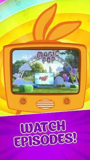 sunny bunnies: magic pop blast! screenshot 3