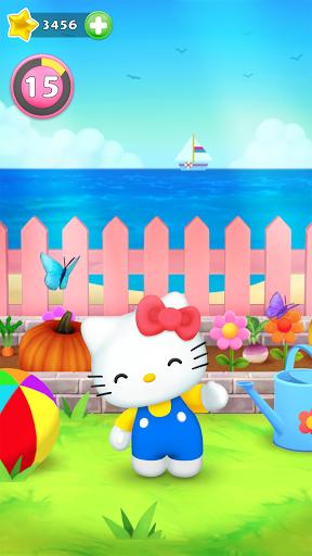 Talking Hello Kitty - Virtual pet game for kids  screenshots 5