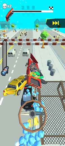 Drivengers - Drive and smash! apkpoly screenshots 2