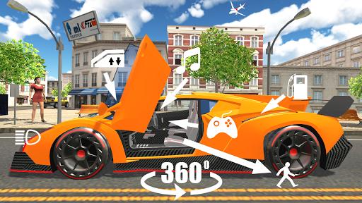 Car Simulator Veneno 1.70 Screenshots 2