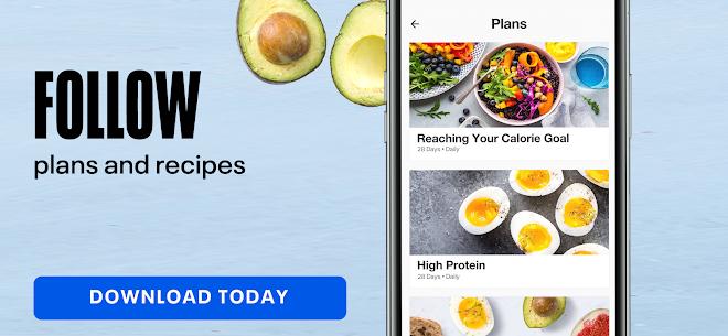 Calorie Counter – MyFitnessPal MOD APK V20.24.6 – (Premium) 3