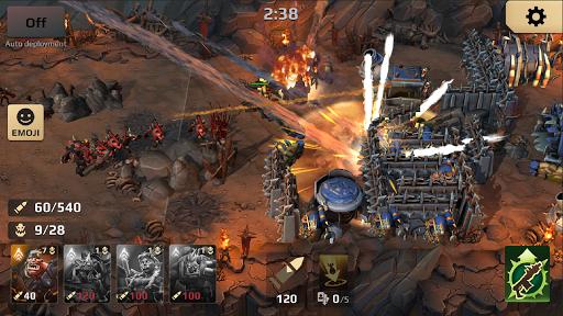 Kharaboo Wars: Orcs assault 0.20 screenshots 8