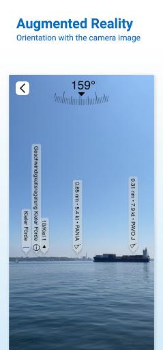 NV Charts GPS Navigation AIS android2mod screenshots 5