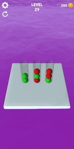 Sort Balls 3D - Free puzzle games  screenshots 5