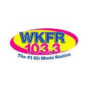 103.3 WKFR - The #1 Hit Music Station