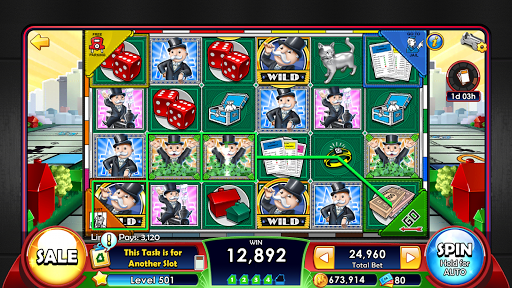 MONOPOLY Slots Free Slot Machines & Casino Games  screenshots 6