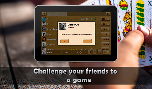 Schnapsen, 66, Sixty-Six - Free Card Game Online 2.94 screenshots 12