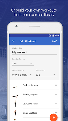 HIIT & Cardio Workout by Fitify 1.6.5 Screenshots 5