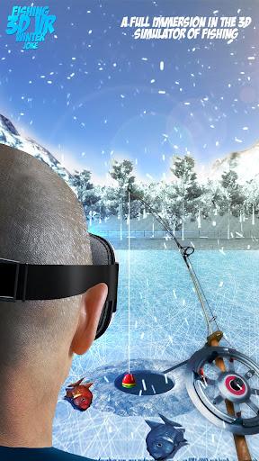 Fishing 3D VR Winter 1.3 screenshots 1